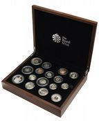 2013 Royal Mint Premium Proof Set